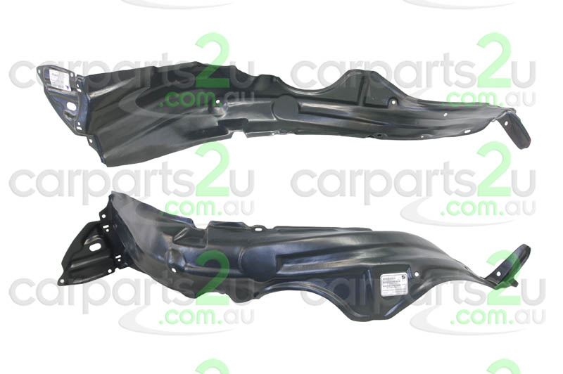 TO SUIT TOYOTA YARIS YARIS HATCH NCP90/NCP91  INNER GUARD LINER  RIGHT - BRAND NEW RIGHT HAND SIDE INNER GUARD LINER TO SUIT TOYOTA YARIS HATCH MODELS BETWEEN 8/2005 - 7/2011