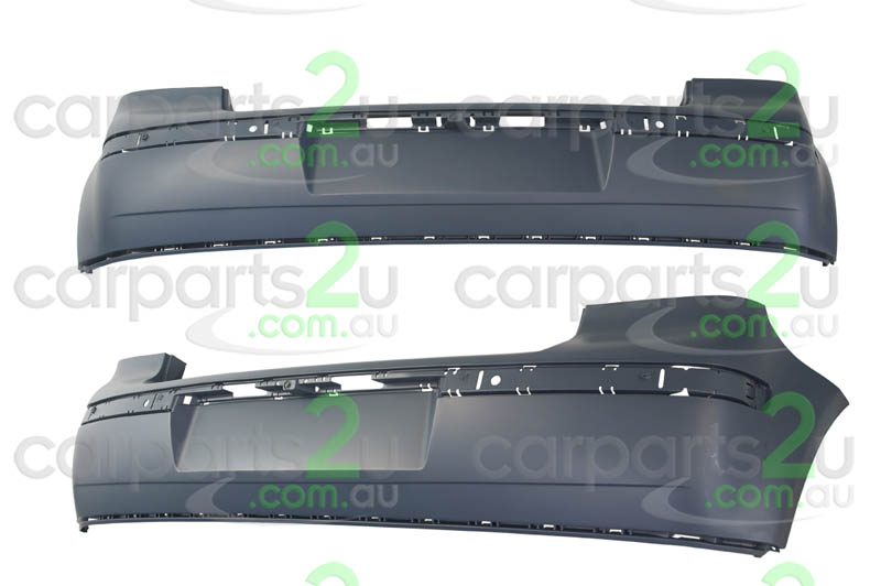 To suit VOLKSWAGEN POLO POLO 9N  REAR BUMPER - New quality car parts & auto spares online Australia wide with the convenience of shopping from your own home. Carparts 2U Penrith Sydney