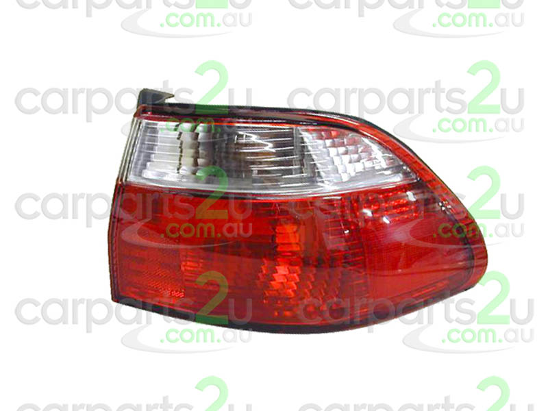 To suit HONDA ACCORD CG / CK  TAIL LIGHT - New quality car parts & auto spares online Australia wide with the convenience of shopping from your own home. Carparts 2U Penrith Sydney