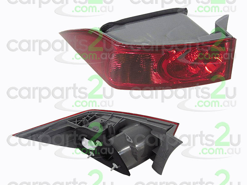 To suit HONDA ACCORD EURO CM  TAIL LIGHT - New quality car parts & auto spares online Australia wide with the convenience of shopping from your own home. Carparts 2U Penrith Sydney