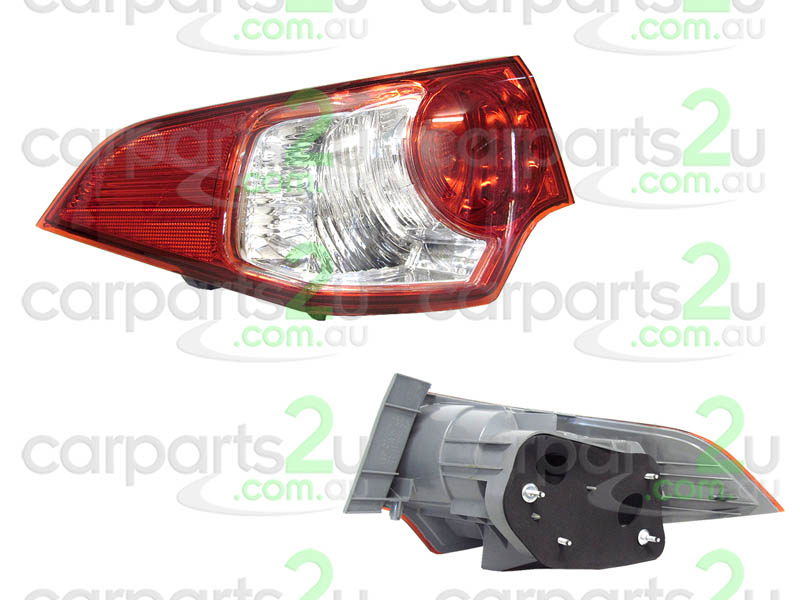 To suit HONDA ACCORD EURO CL  TAIL LIGHT - New quality car parts & auto spares online Australia wide with the convenience of shopping from your own home. Carparts 2U Penrith Sydney