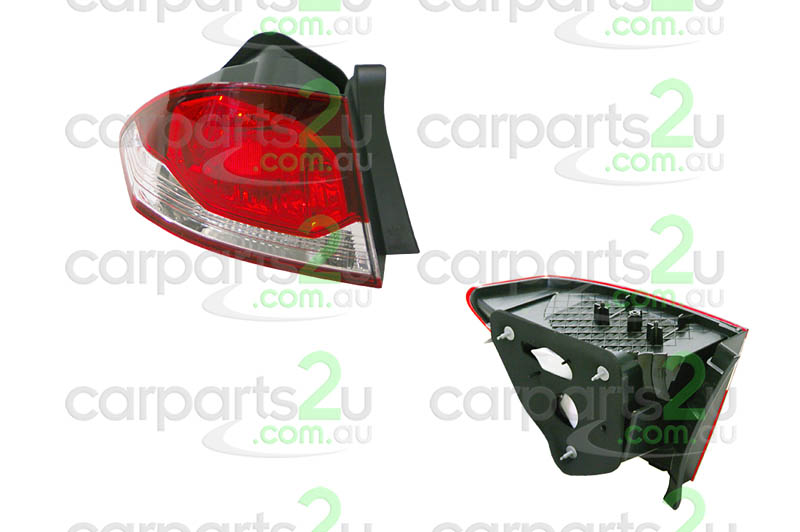 To suit HONDA CIVIC FD  TAIL LIGHT - New quality car parts & auto spares online Australia wide with the convenience of shopping from your own home. Carparts 2U Penrith Sydney