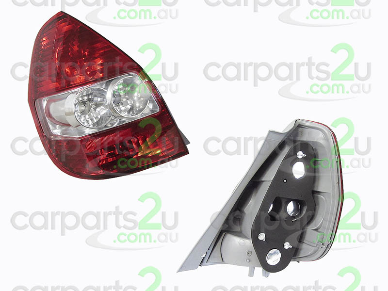 To suit HONDA JAZZ FD  TAIL LIGHT - New quality car parts & auto spares online Australia wide with the convenience of shopping from your own home. Carparts 2U Penrith Sydney