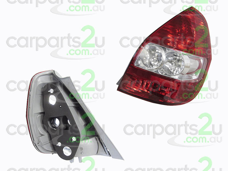 To suit HONDA JAZZ JAZZ GD  TAIL LIGHT - New quality car parts & auto spares online Australia wide with the convenience of shopping from your own home. Carparts 2U Penrith Sydney
