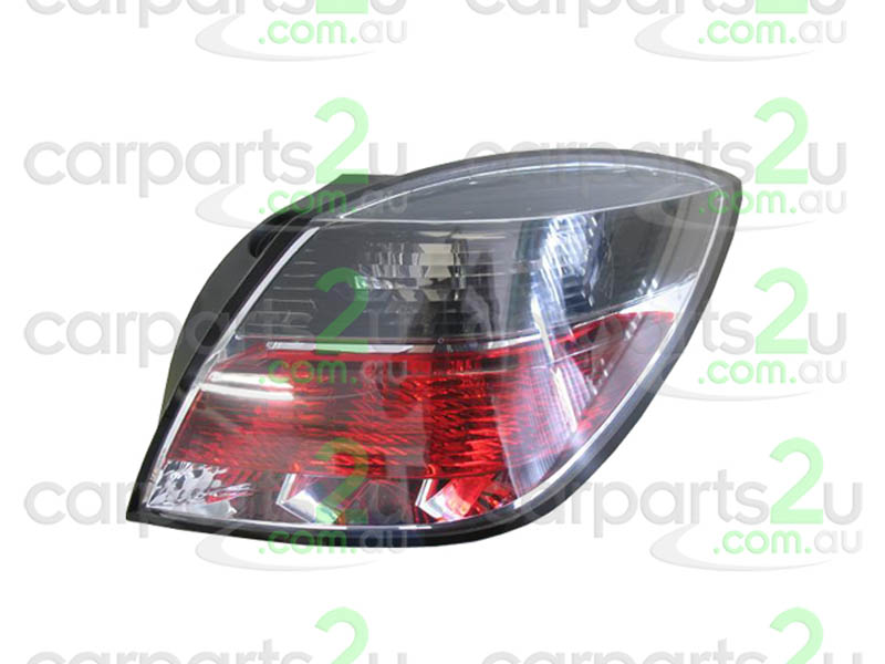 TAIL LIGHT RIGHT RIGHT HAND SIDE TAIL LIGHT TO SUIT HOLDEN ASTRA AH 3 DOOR MODELS ONLY BETWEEN 7/2005-8/2009 