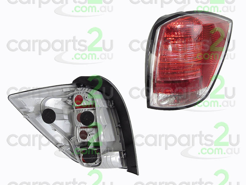TAIL LIGHT RIGHT RIGHT HAND SIDE TAIL LIGHT TO SUIT HOLDEN ASTRA AH WAGON MODELS ONLY BETWEEN 7/2005-8/2009