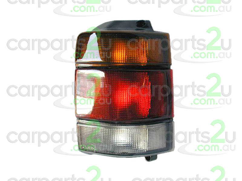 TO SUIT HOLDEN COMMODORE VP  TAIL LIGHT  LEFT - LEFT HAND SIDE TAIL LIGHT (SMOKEY LENS TYPE) TO SUIT HOLDEN COMMODORE VN/VP/VR/VS UTE & WAGON MODELS BETWEEN 8/1988-9/1997 