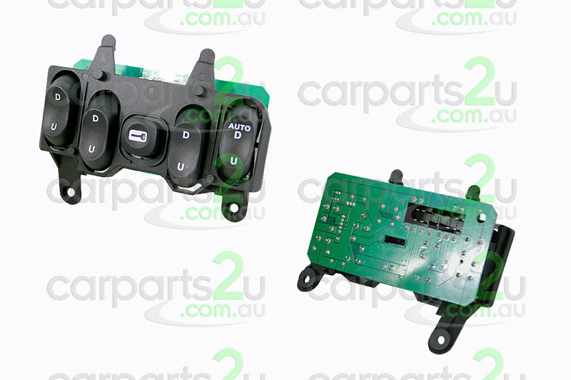 TO SUIT FORD FALCON EF / EL  WINDOW SWITCH  NA - BRAND NEW FORD FALCON EF/EL MASTER POWER WINDOW SWITCH TO SUIT FORD FALCON EF/EL MODELS BETWEEN 8/94-6/98 