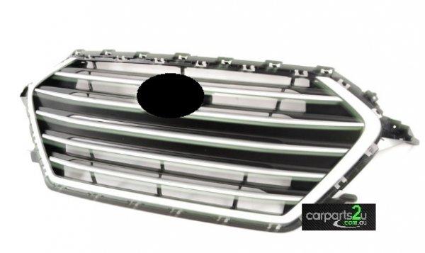 hyundai car grilles, 0-20, New Genuine, Aftermarket Auto