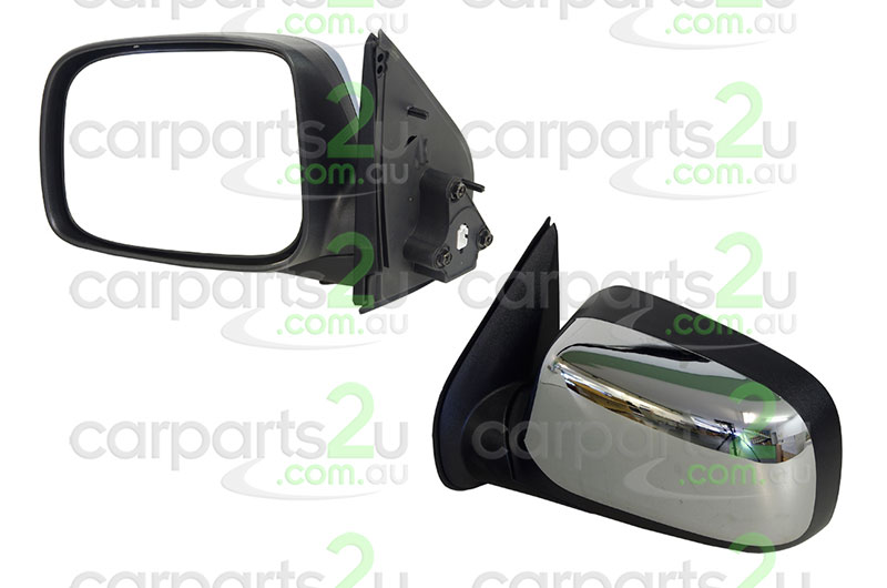 Parts to Suit Holden RODEO RA (3/2003-6/2008) New Aftermarket Car