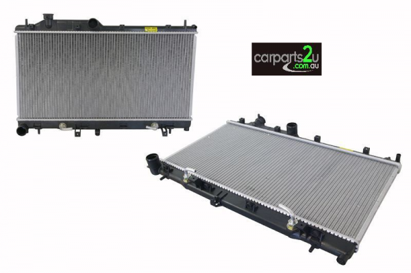 to suit subaru forester forester wagon radiator - brand new radiator to  suit subaru forester 2 5