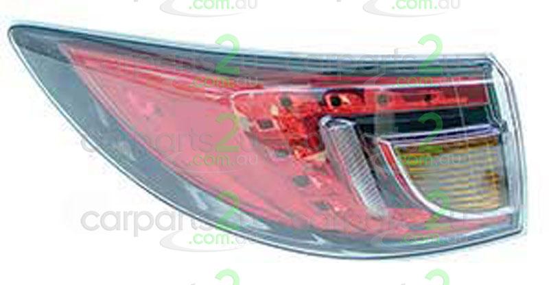 Parts to Suit Mazda MAZDA 6 MAZDA 6 GH (2/2008-11/2012) New