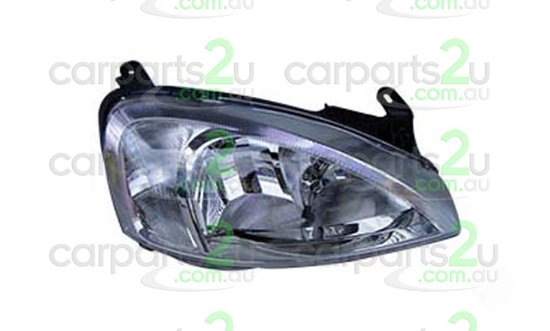 Parts to Suit Holden BARINA XC (3/2001-11/2005) New Aftermarket Car