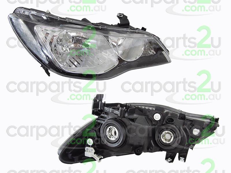 Parts To Suit Honda Civic Spare Car Parts Fd Head Light 11775