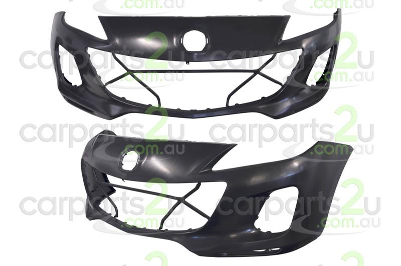 Parts To Suit Mazda Mazda 3 Spare Car Parts Mazda 3 Bl Front Bumper