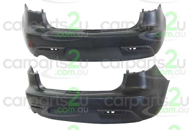 Parts To Suit Mazda Mazda 3 Spare Car Parts Mazda 3 Bl Rear Bumper