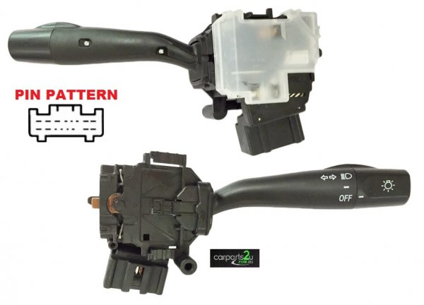 TOYOTA HIACE HIACE VAN  COMBINATION SWITCH - New quality car parts & auto spares online New Zealand wide with the convenience of shopping from your own home. Carparts 2U NZ