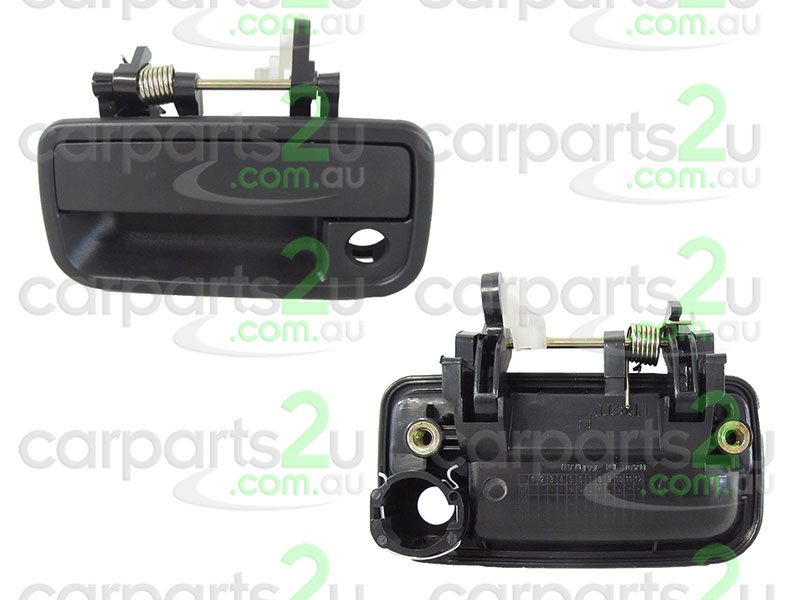DAIHATSU CHARADE BT-50 UTE  DOOR HANDLE - New quality car parts & auto spares online New Zealand wide with the convenience of shopping from your own home. Carparts 2U NZ