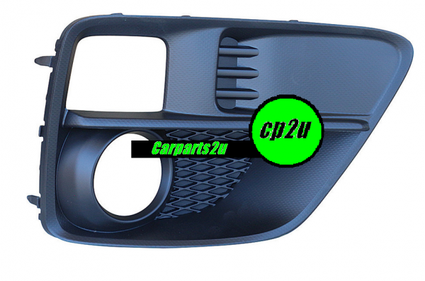 To suit SUBARU WRX/STI V1  FOG LIGHT BEZEL - New quality car parts & auto spares online New Zealand wide with the convenience of shopping from your own home. Carparts 2U NZ