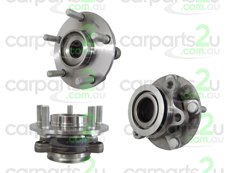 NISSAN X-TRAIL C11  FRONT WHEEL HUB - New quality car parts & auto spares online New Zealand wide with the convenience of shopping from your own home. Carparts 2U NZ