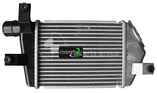 To suit MITSUBISHI CHALLENGER HILUX UTE  INTERCOOLER - New quality car parts & auto spares online New Zealand wide with the convenience of shopping from your own home. Carparts 2U NZ