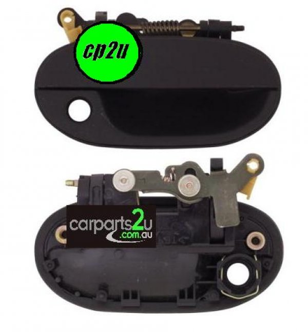 HYUNDAI EXCEL EXCEL X3  DOOR HANDLE - New quality car parts & auto spares online New Zealand wide with the convenience of shopping from your own home. Carparts 2U NZ