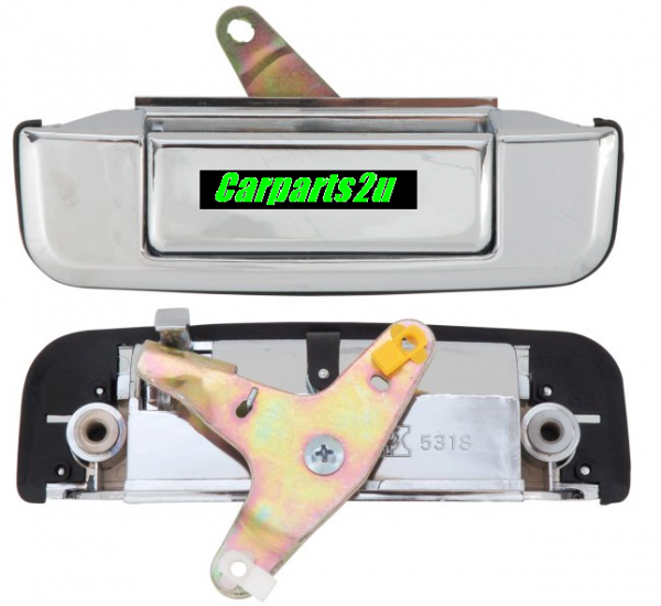 To suit TOYOTA HILUX HILUX UTE 4WD  TAIL GATE HANDLE - New quality car parts & auto spares online New Zealand wide with the convenience of shopping from your own home. Carparts 2U NZ