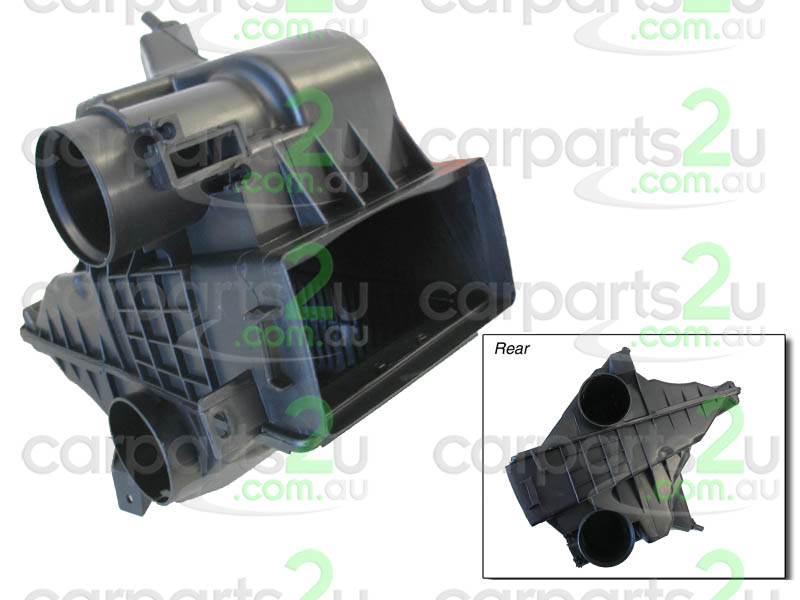 NISSAN TIIDA N16 HATCH  AIR BOX - New quality car parts & auto spares online New Zealand wide with the convenience of shopping from your own home. Carparts 2U NZ