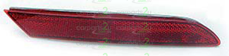 MAZDA CX-7 FIESTA WT  REAR BAR REFLECTOR - New quality car parts & auto spares online New Zealand wide with the convenience of shopping from your own home. Carparts 2U NZ