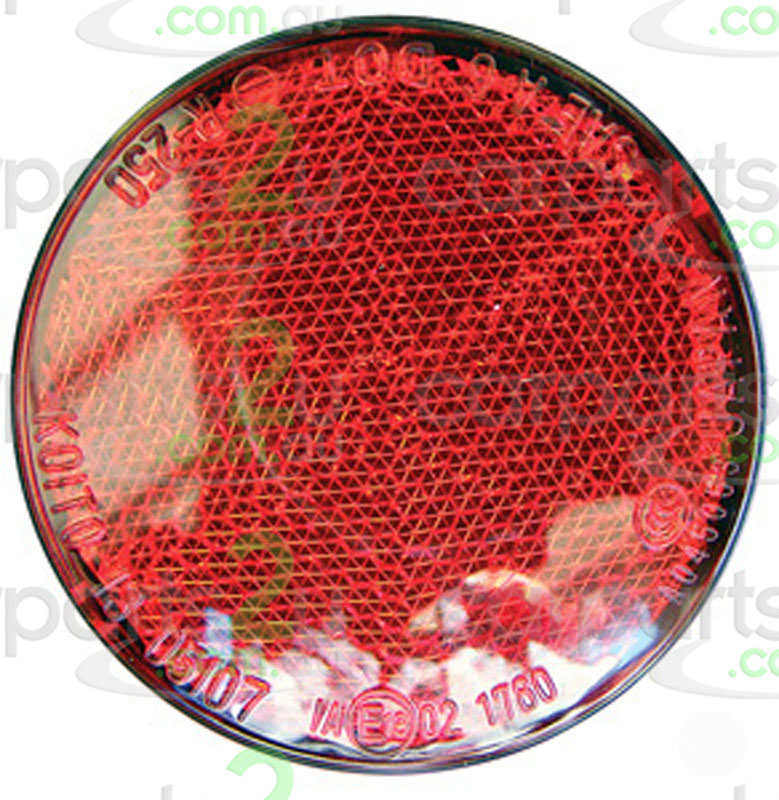 MAZDA MAZDA 2 MAZDA 2 DY  REAR BAR REFLECTOR - New quality car parts & auto spares online New Zealand wide with the convenience of shopping from your own home. Carparts 2U NZ