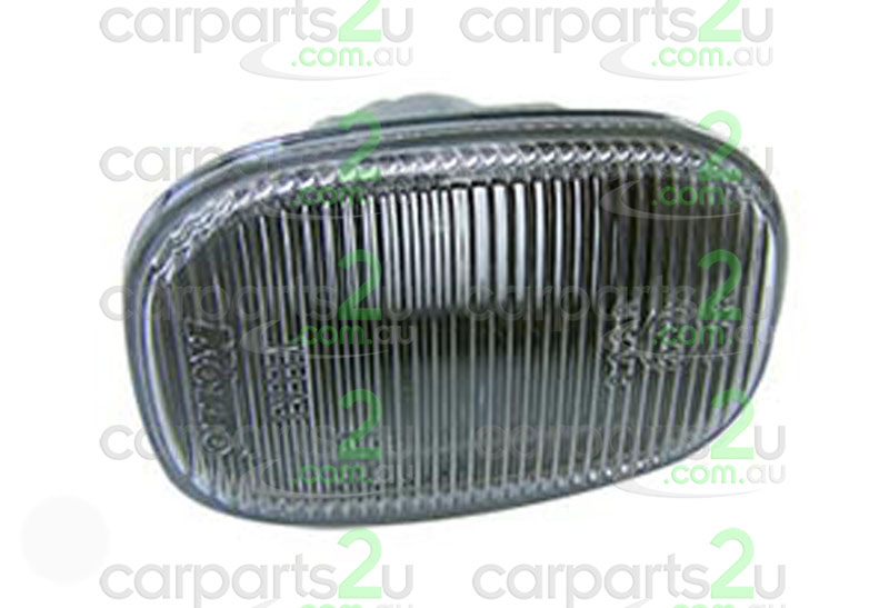 TOYOTA HILUX HILUX UTE 2WD  GUARD SIDE INDICATOR - New quality car parts & auto spares online New Zealand wide with the convenience of shopping from your own home. Carparts 2U NZ