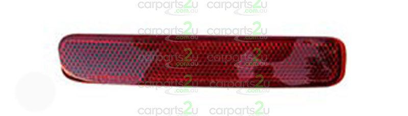 TOYOTA KLUGER ZRE152/ZRE153 SEDAN  REAR BAR REFLECTOR - New quality car parts & auto spares online New Zealand wide with the convenience of shopping from your own home. Carparts 2U NZ