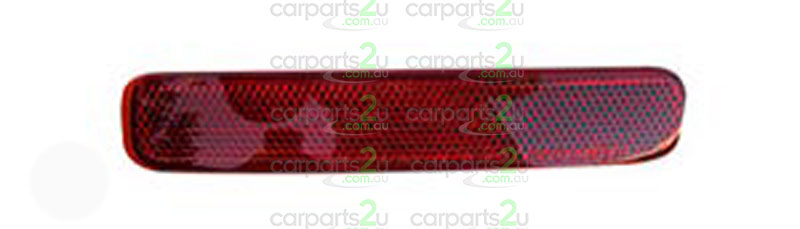 TOYOTA KLUGER KLUGER  REAR BAR REFLECTOR - New quality car parts & auto spares online New Zealand wide with the convenience of shopping from your own home. Carparts 2U NZ