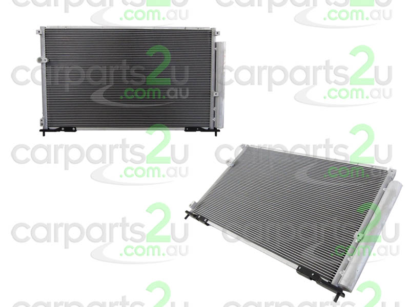 HONDA CIVIC ES SEDAN  CONDENSER - New quality car parts & auto spares online New Zealand wide with the convenience of shopping from your own home. Carparts 2U NZ