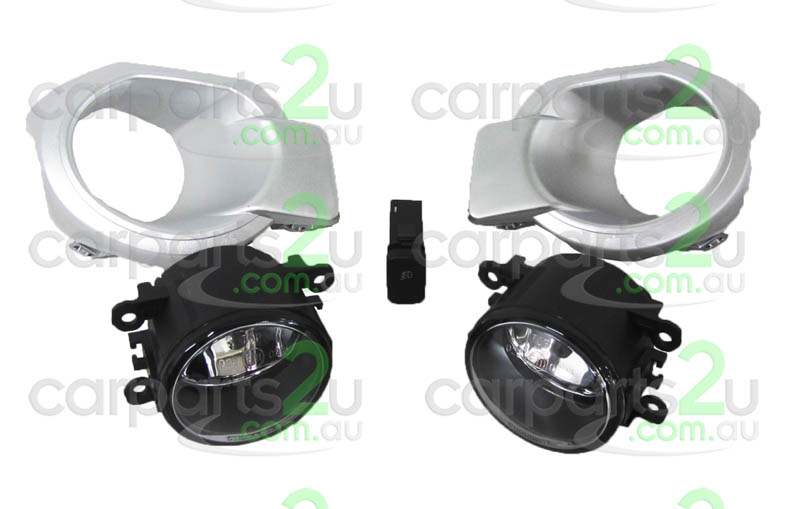 To suit FORD RANGER CM  FOG LIGHT KIT - New quality car parts & auto spares online New Zealand wide with the convenience of shopping from your own home. Carparts 2U NZ
