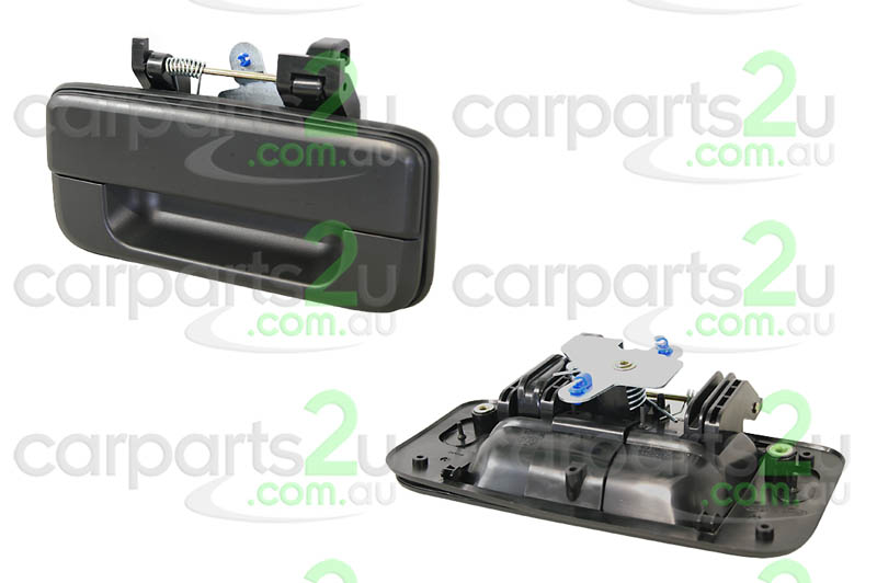 To suit MAZDA BT-50 D40T UTE *THAI BUILD MNT*  TAIL GATE HANDLE - New quality car parts & auto spares online New Zealand wide with the convenience of shopping from your own home. Carparts 2U NZ