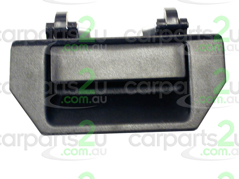 To suit NISSAN NAVARA BT-50 UTE  TAIL GATE HANDLE - New quality car parts & auto spares online New Zealand wide with the convenience of shopping from your own home. Carparts 2U NZ