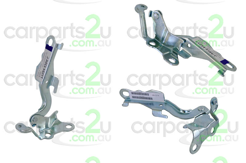 To suit TOYOTA COROLLA ZZE122  BONNET HINGE - New quality car parts & auto spares online New Zealand wide with the convenience of shopping from your own home. Carparts 2U NZ