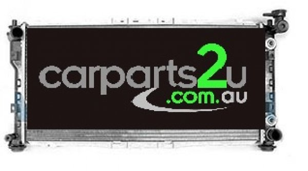 To suit MAZDA 626 GF  RADIATOR - New quality car parts & auto spares online Australia wide with the convenience of shopping from your own home. Carparts 2U Penrith Sydney