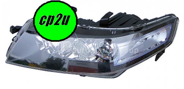 HONDA ACCORD CITY GM  HEAD LIGHT - New quality car parts & auto spares online Australia wide with the convenience of shopping from your own home. Carparts 2U Penrith Sydney