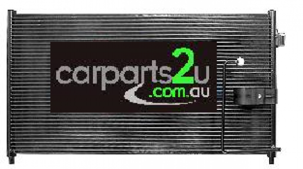 HOLDEN STATESMAN/CAPRICE CRUZE JG  CONDENSER - New quality car parts & auto spares online Australia wide with the convenience of shopping from your own home. Carparts 2U Penrith Sydney