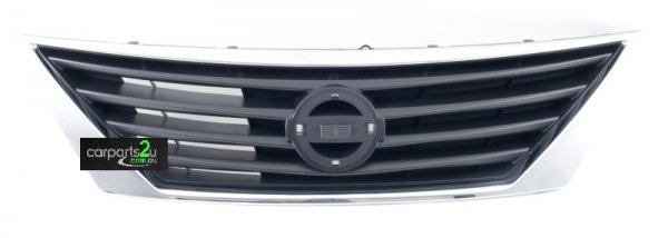 NISSAN ALMERA R51  GRILLE - New quality car parts & auto spares online Australia wide with the convenience of shopping from your own home. Carparts 2U Penrith Sydney