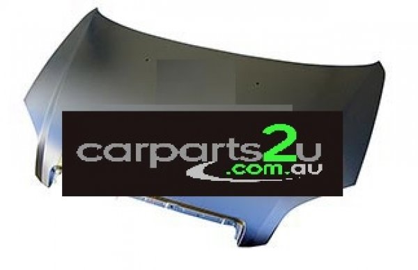 HOLDEN BARINA TK HATCH  BONNET - New quality car parts & auto spares online Australia wide with the convenience of shopping from your own home. Carparts 2U Penrith Sydney