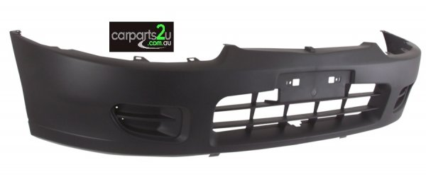 To suit MITSUBISHI MIRAGE  FRONT BUMPER - New quality car parts & auto spares online Australia wide with the convenience of shopping from your own home. Carparts 2U Penrith Sydney