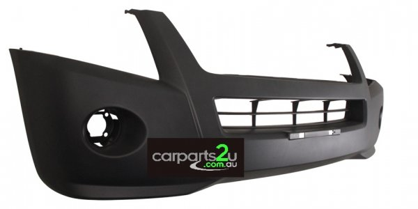 To suit ISUZU D-MAX D-MAX UTE  FRONT BUMPER - New quality car parts & auto spares online Australia wide with the convenience of shopping from your own home. Carparts 2U Penrith Sydney
