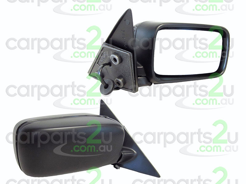 BMW 3 SERIES E36  FRONT DOOR MIRROR - New quality car parts & auto spares online Australia wide with the convenience of shopping from your own home. Carparts 2U Penrith Sydney