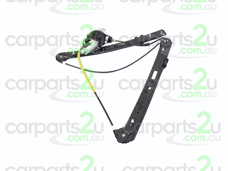 TO SUIT BMW 3 SERIES E46  WINDOW REGULATOR  LEFT - BRAND NEW FRONT LEFT HAND SIDE ELECTRIC WINDOW REGULATOR WITH MOTOR TO SUIT BMW 3 SERIES E46 (09/1998-02/2005)