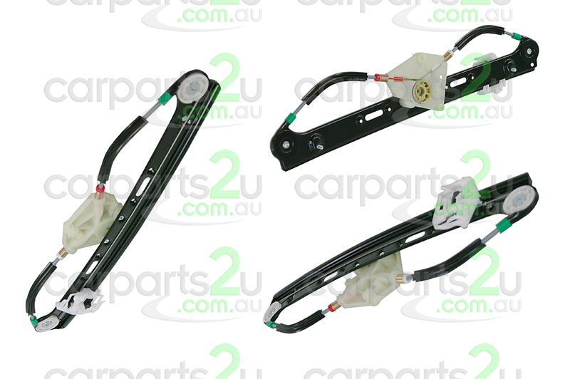 BMW X3 X3 E83  WINDOW REGULATOR - New quality car parts & auto spares online Australia wide with the convenience of shopping from your own home. Carparts 2U Penrith Sydney