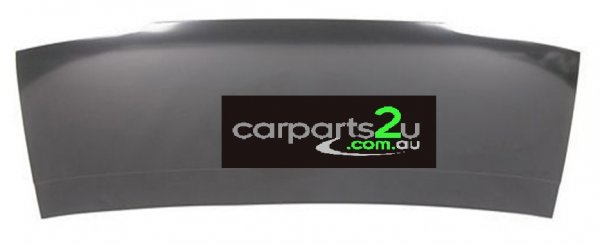 To suit TOYOTA TARAGO  BONNET - New quality car parts & auto spares online Australia wide with the convenience of shopping from your own home. Carparts 2U Penrith Sydney