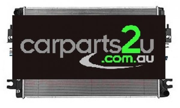NISSAN NAVARA T30  RADIATOR - New quality car parts & auto spares online Australia wide with the convenience of shopping from your own home. Carparts 2U Penrith Sydney